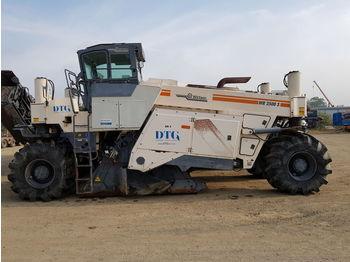 Celtniecības tehnika WIRTGEN WR2500S