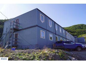Celtniecības tehnika mod. Bracket rig w / canteen & living area