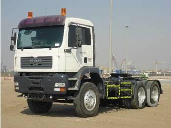 MAN TGA40.400 6x4 - ciągnik siodłowy