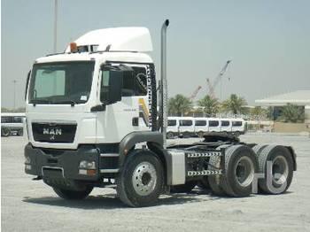 MAN TGS40.440 6x6 - ciągnik siodłowy