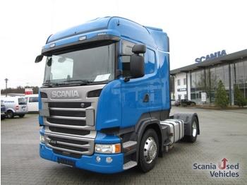 Scania R410LA4X2MNA / ACC / Nebenabtrieb - ciągnik siodłowy