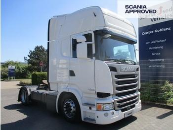 Scania R410 MEB - TOPLINE - MEGA - SCR ONLY - AiRCaRgO - ciągnik siodłowy