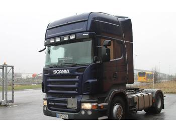 Scania R420LA4X2MNA Hydralik och kompressor  - ciągnik siodłowy
