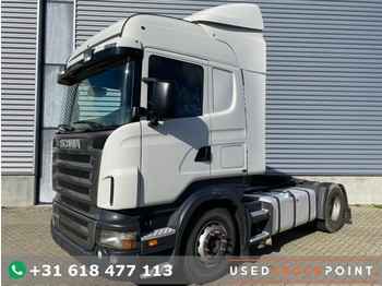 Scania R420 / Highline / Manual / Retarder / Euro 3 - ciągnik siodłowy