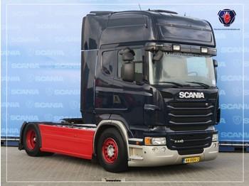 Scania R440 LA4X2MNA | EURO6 | RETARDER | FRIDGE - ciągnik siodłowy