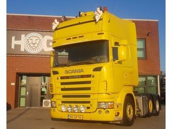 Ciągnik siodłowy Scania R500 6x2 NL - SHOWTRUCK !!