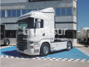 Scania R520 - ciągnik siodłowy