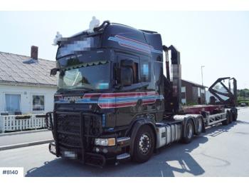 Scania R620 - ciągnik siodłowy