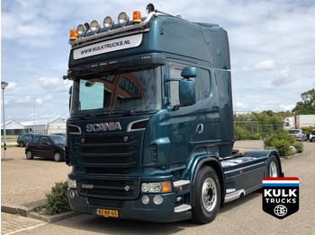 Scania R 500 / Ret / King of the Road COUNCOURSTAAT! - ciągnik siodłowy