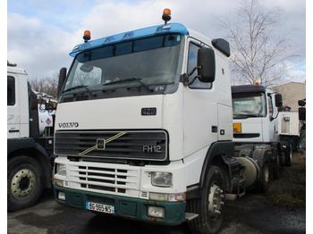 Volvo FH12 420 - ciągnik siodłowy