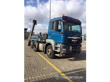 MAN 26.400 – 6x2-2 BLS VDL 18 to. - ciężarówka bramowiec