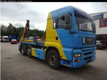 MAN TGA 26.430 6x2/4 BL  - ciężarówka bramowiec