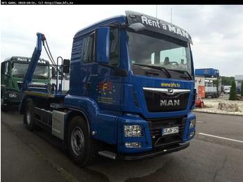 Ciężarówka bramowiec MAN TGS 18.500 4x2 BL