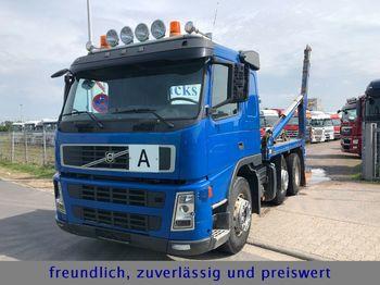Ciężarówka bramowiec Volvo FH 13.480 * 6X2 * EURO 5 * GERGEN TAK 28 AUFBAU: zdjęcie 1