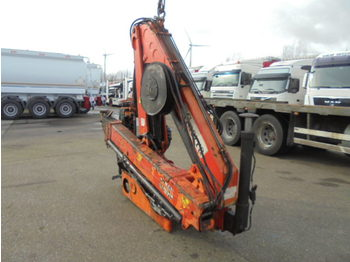 Ciężarówka burtowa GUERRA/PALFINGER 750 KN /3
