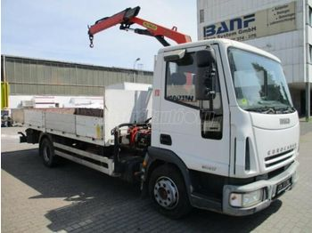 IVECO 80 E - ciężarówka burtowa
