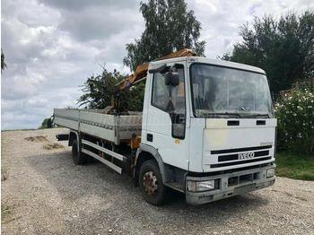 IVECO 80 E 15 Darus Platós - ciężarówka burtowa