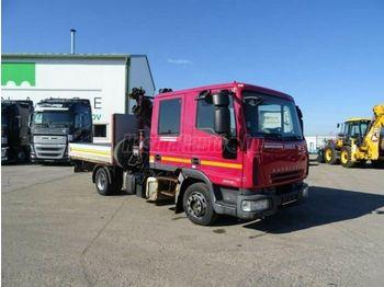 IVECO 80 E 18 DOKA - ciężarówka burtowa