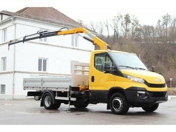 IVECO Daily 70 C 17 Darus Platós - ciężarówka burtowa