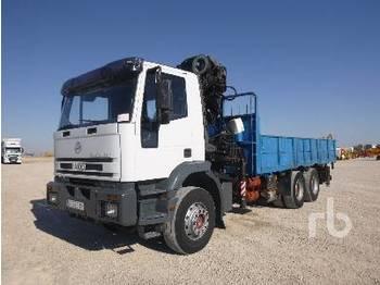 IVECO MP260E 6x4 - ciężarówka burtowa