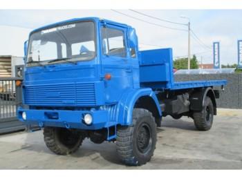 Ciężarówka burtowa Iveco 110-16 ( Magirus168M11FAL ): zdjęcie 1