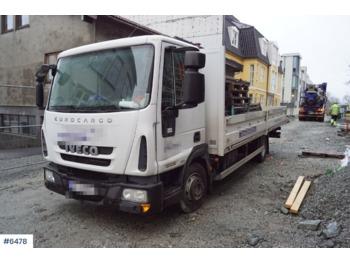 Ciężarówka burtowa Iveco Eurocargo