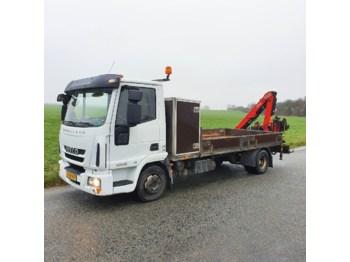 Iveco Eurocargo 80 E 22 - ciężarówka burtowa