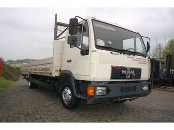 MAN L2000 8 Meter Pritsche  - ciężarówka burtowa