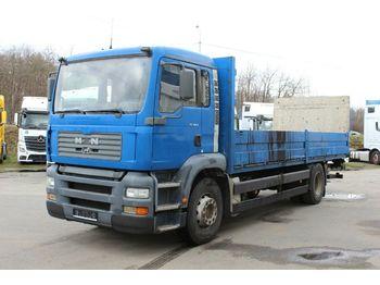Ciężarówka burtowa MAN TGA 18.360, RETARDER, HYDRAULIC LIFT