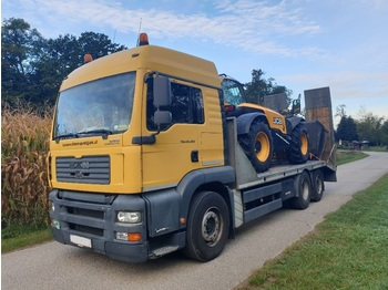 Ciężarówka burtowa MAN TGA 26.390 6x2-2LL