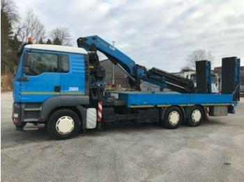 MAN TGA 26.430 6x4 H-2BL Palfinger Kran  - ciężarówka burtowa