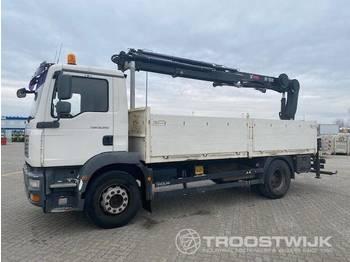 Ciężarówka burtowa MAN TGM 18.280