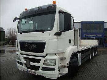 Ciężarówka burtowa MAN tgs 35-360 8x4/4 kooiaap constuctie