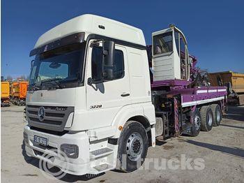 MERCEDES-BENZ AXOR 3228 - ciężarówka burtowa