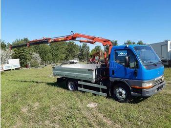 Ciężarówka burtowa MITSUBISHI CANTER 3.9 D Darus FERRARI 530 daruval