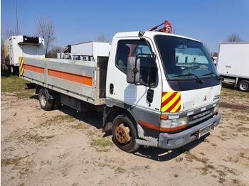Ciężarówka burtowa MITSUBISHI CANTER 3.9 d