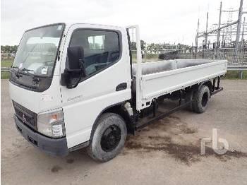 Ciężarówka burtowa MITSUBISHI CANTER 4x2: zdjęcie 1