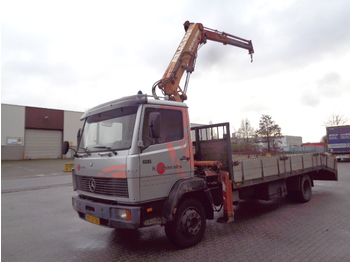 Mercedes-Benz 1117 Ecoliner - ciężarówka burtowa