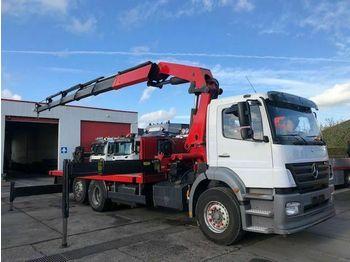 Mercedes-Benz 2633 6X2 MET PK 42502-5  - ciężarówka burtowa