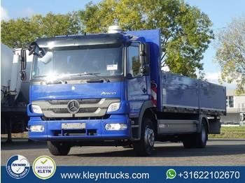 Ciężarówka burtowa Mercedes-Benz ATEGO 1229 manual 8+1 airco