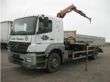 Mercedes-Benz - Axor 1828 4x2 - ciężarówka burtowa