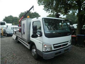Ciężarówka burtowa Mitsubishi Fuso Canter 7C18 Darus+HF