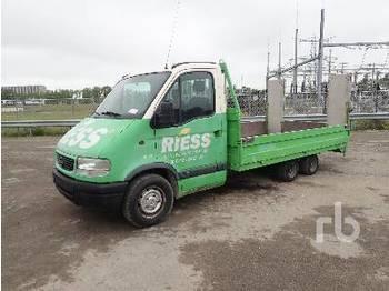 Ciężarówka burtowa OPEL MOVANO 6x2: zdjęcie 1
