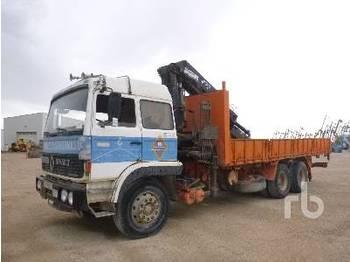 RENAULT DG 29026 6x2 - ciężarówka burtowa