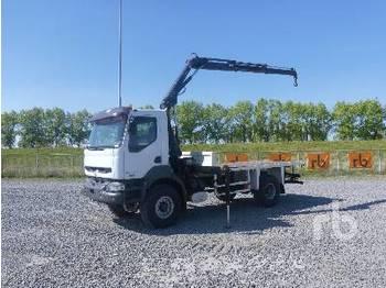 RENAULT KERAX 270DCI 4x4 - ciężarówka burtowa