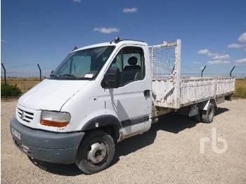 RENAULT MASTER - ciężarówka burtowa