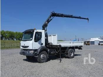 RENAULT MIDLUM 280.15 4x2 - ciężarówka burtowa
