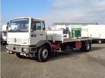 Ciężarówka burtowa Renault G 230 ti Manager + manual + PTO