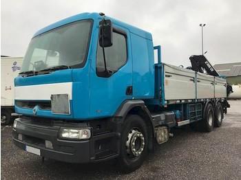 Renault PREMIUM 340 - ciężarówka burtowa