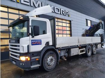SCANIA G94 - ciężarówka burtowa